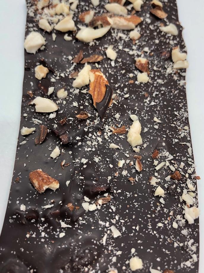 Bark- Salted Almond