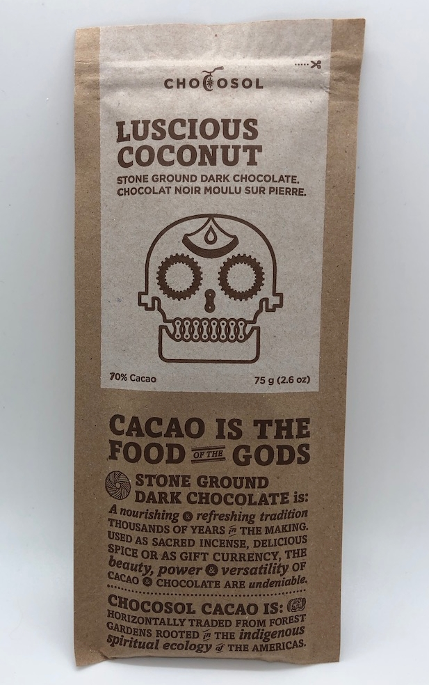 Chocosol Luscious Coconut