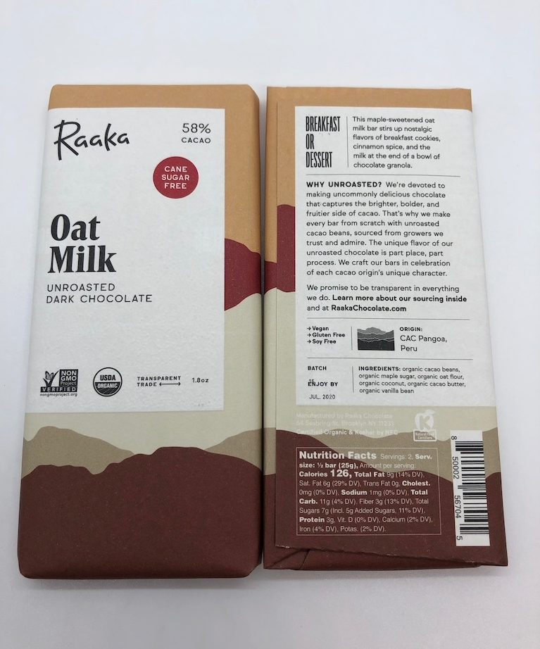 Raaka Oat Milk