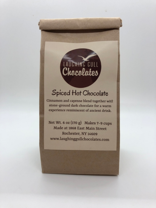 Spiced Drinking Chocolate