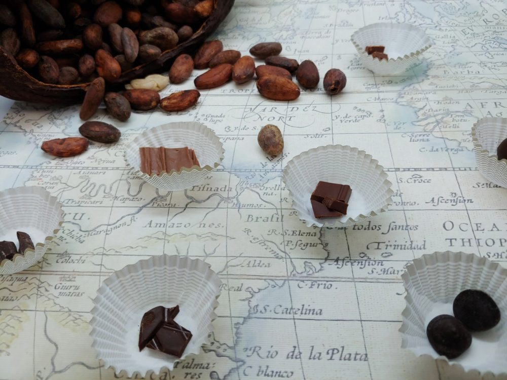 Around The World Chocolate Tasting