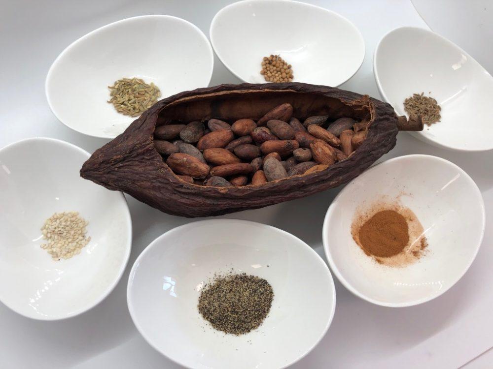 Salena's Inspired Chocolate Mole Bar