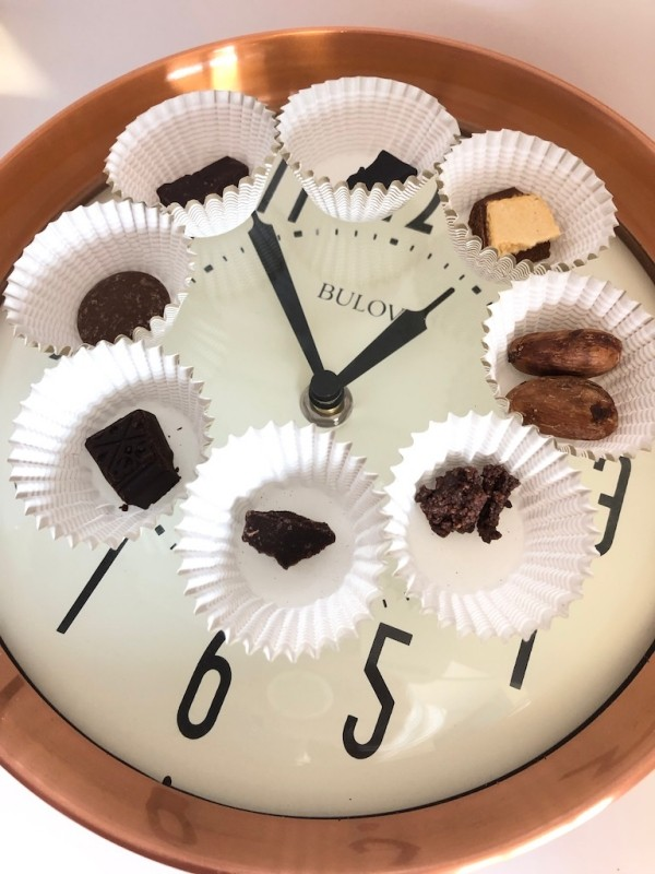 Time Travel Chocolate Tasting