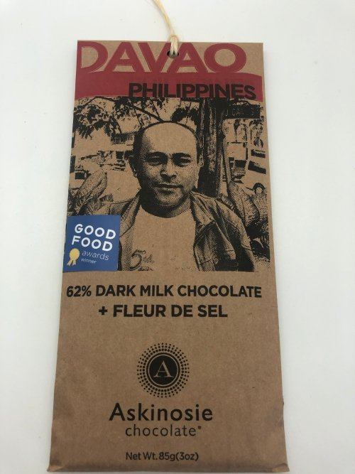 Askinosie Dark Milk