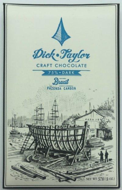 Dick Taylor- Brazil