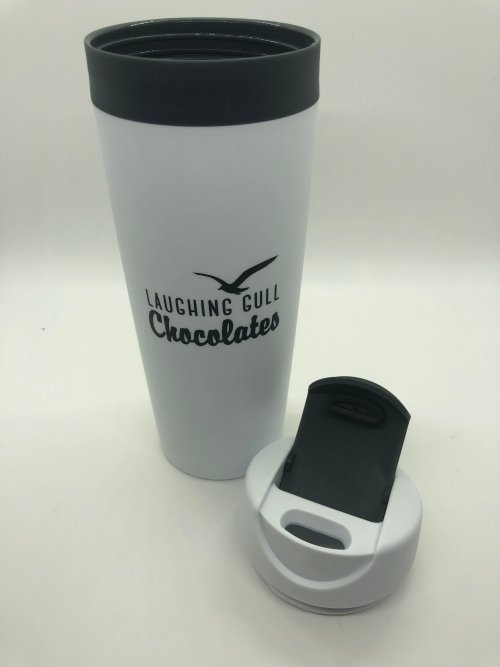 Laughing Gull Travel Mug