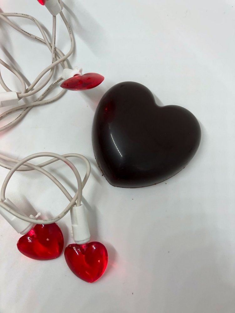 Large Solid Heart