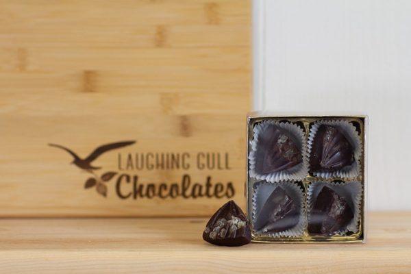 F. Oliver's Balsamic Bites, Laughing Gull Chocolates
