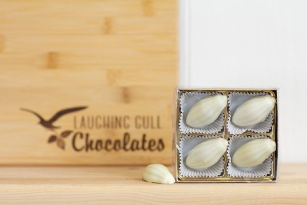 Mocha Pods, Laughing Gull Chocolates