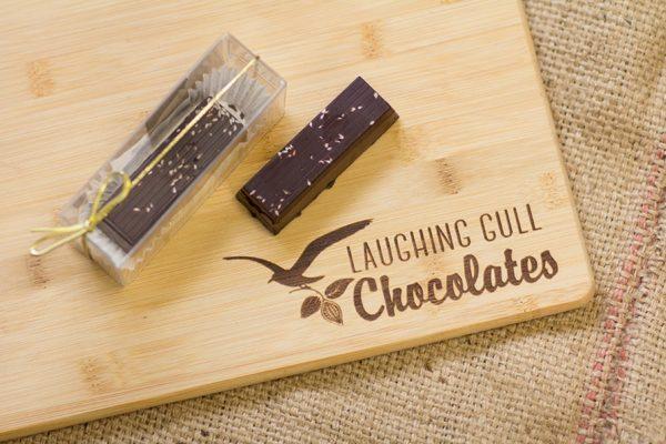 Salena's Inspired Mole Bar, Laughing Gull Chocolates