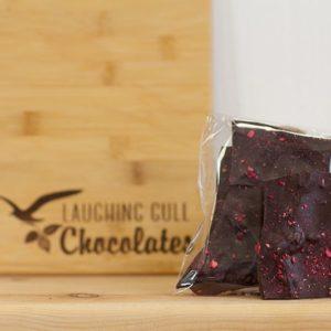 Bark - Mixed Berry Laughing Gull Chocolates