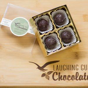 Caramel Bites, Laughing Gull Chocolates