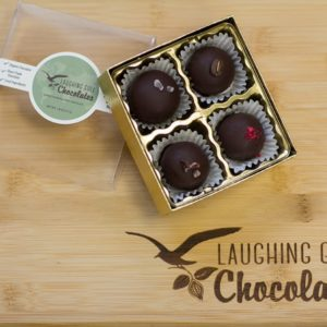 Everyday Classics Truffle Assortment, Laughing Gull Chocolates