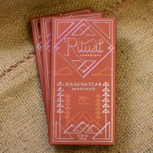 Ritual Madagascar Bar, Laughing Gull Chocolates
