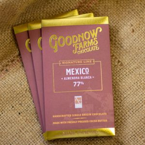 Goodnow Farms - Mexico Bar, Laughing Gull Chocolates