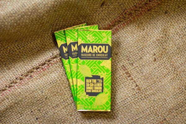 Marou - 78% Ben Tre, Laughing Gull Chocolate