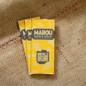 Marou Chocolate - 72% Dong Nai, Laughing Gull Chocolate