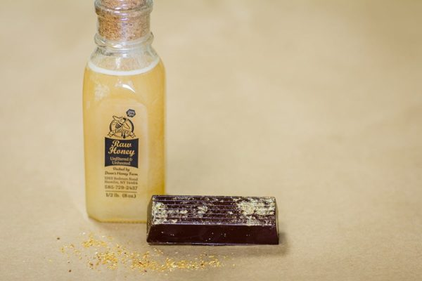 Spiced Honey Bar, Laughing Gull Chocolates