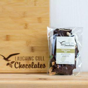 Salted Peanut Bark, Laughing Gull Chocolates