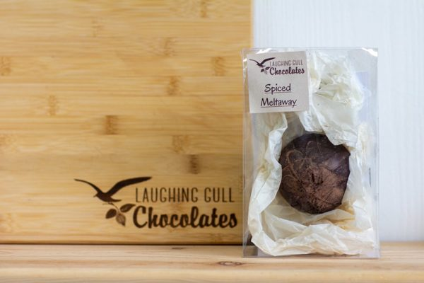 Spiced Meltaway, Laughing Gull Chocolates
