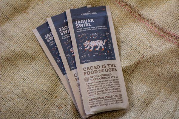 Jaguar Swirl, Laughing Gull Chocolates
