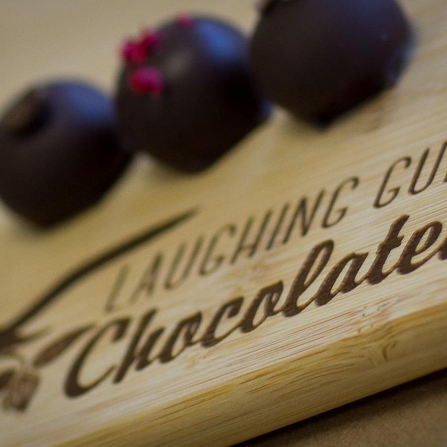 Chocolate Workshops, Laughing Gull Chocolates