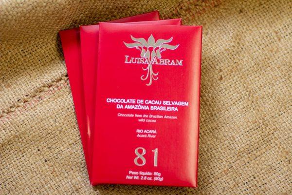 Luisa Abram Chocolate, Laughing Gull Chocolates