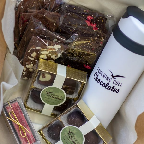 Chocolate Subscription Boxes, Laughing Gull Chocolates