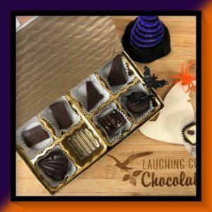 Halloween Chocolate Tasting